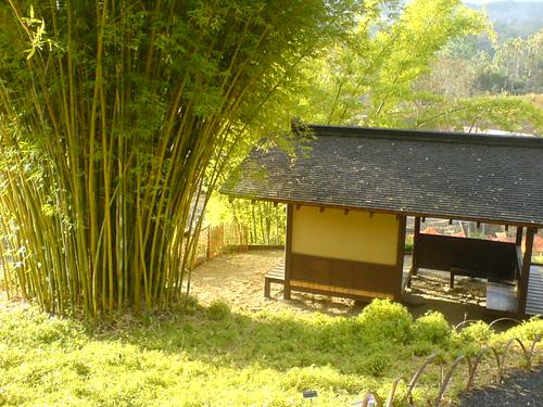 Japanese Tea Hut