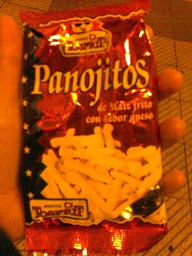 Bolsa de Panojitos