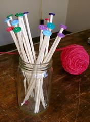 DIY Knitting Needles (by Brian Sawyer)