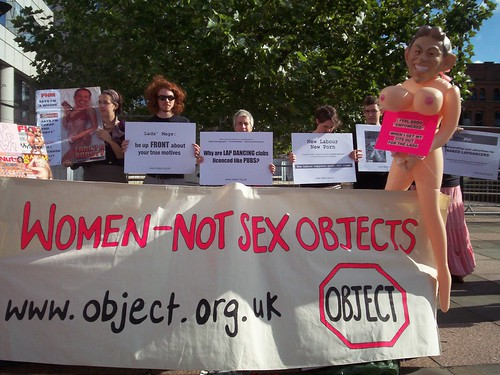 Women Not Sex Objects