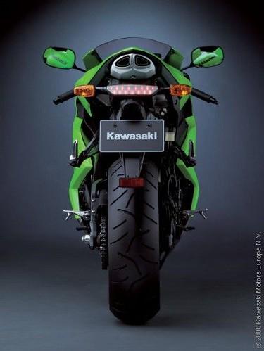 Kawasaki Ninja ZX-6R 2007