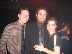 Camden, Adam & Rebecca, Google Holiday Party