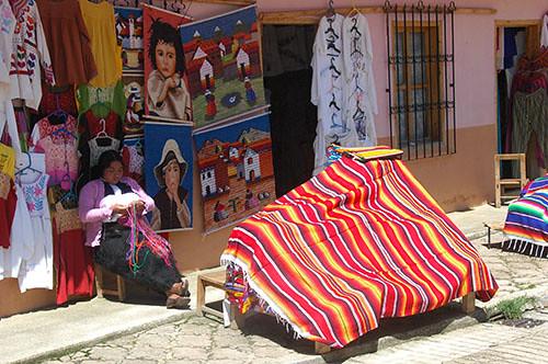 San Juan Chumula - 03 Chamula Street