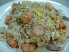 fried rice- 什錦炒飯