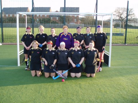 Ladies 3rd XI 2005-06