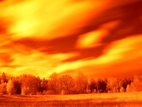 Infrared test