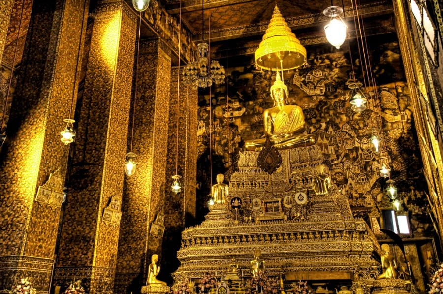 The Golden Throne Room