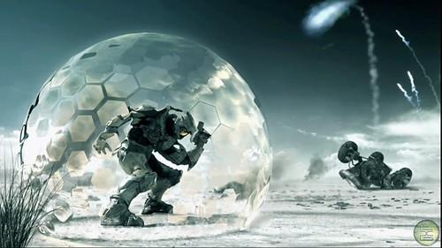 Halo 3: Master Chief's New Shield Grenade