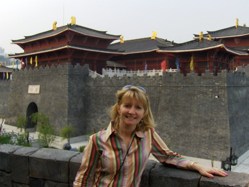 Rita in Macau