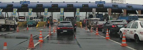 Toll Plaza - North Luzon Expressway
