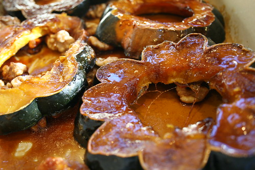 baked winter squash