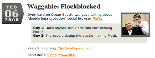 Flockblocked