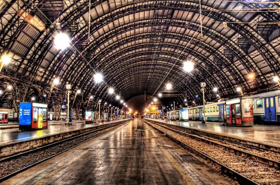 Train Hangar