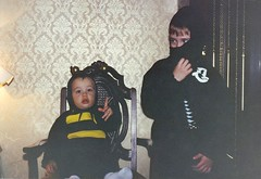 Sean and Chris Hallowe'en 1993