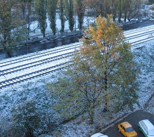 Pierwszy śnieg (II)