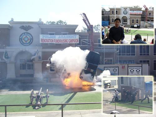 Police Academy Stunt Show