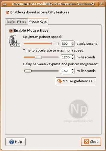 proprietàmouse_ubuntu