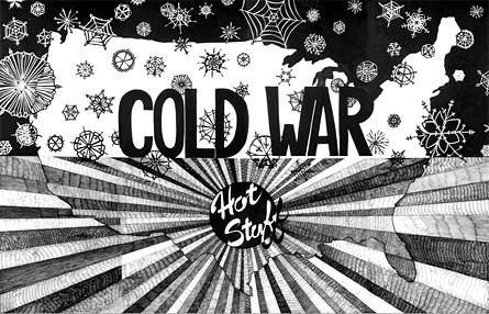 Aleksandra Mir - Cold War