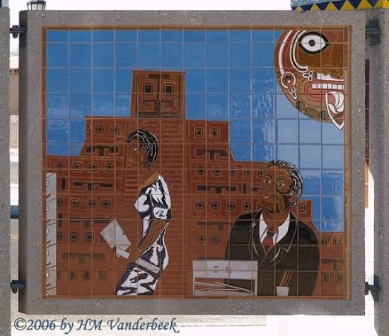 November 7 2006 Albuquerque Daily Photo