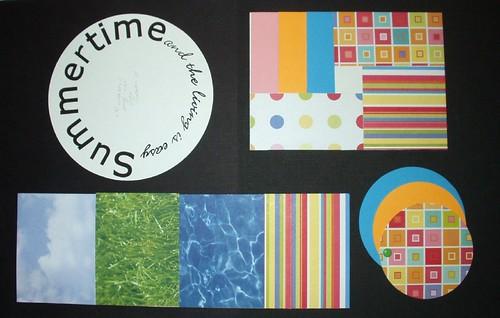 Group 1 - Summer Kit