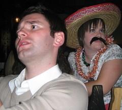 Greg & Okänd Mexikan