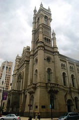 The old Masonic Temple