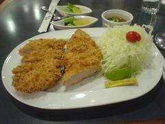 [吃] 咖哩工坊_2.腰內肉豬排套餐 (大)