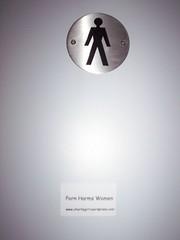 Porn Harms Women Toilet