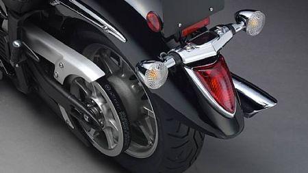 Yamaha XVS1300A Midnight Star