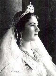 "Queen Farida wedding photoshot ""1"""