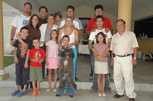 Acambaro - 17 Most of the Family