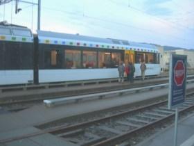 """Thurbo"" Train"