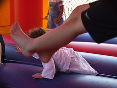 The dangers of the bounce house (by sarahmichelef)