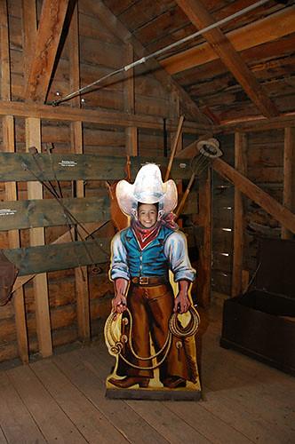 Bar U Ranch - Nadav Cowboy