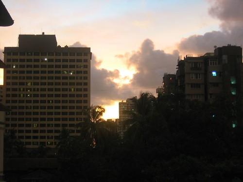 orange sky 002 (by kapsi)