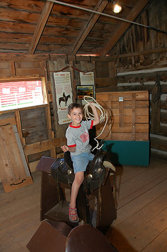 Bar U Ranch - Ohad Cowboy