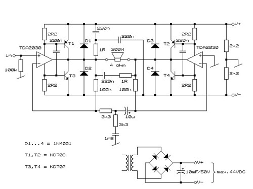 Electronic Circuits, Schematics, And Datasheet: Simple