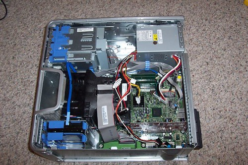 Dell E510 with a dead motherboard.