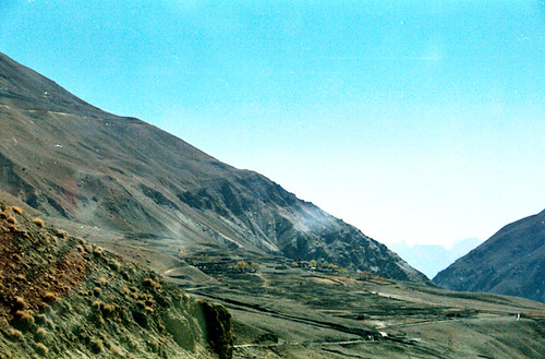 Spiti Mountains