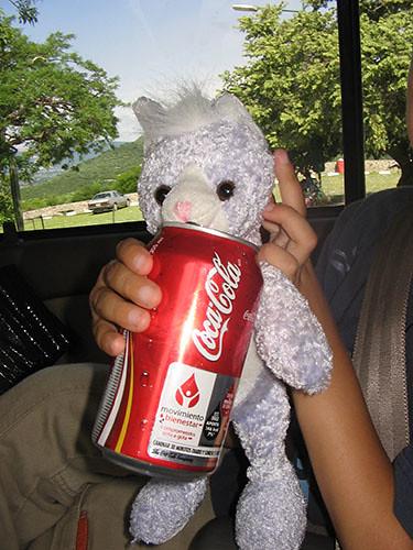 Xochilcalco - 34 Dooby Drink Coke