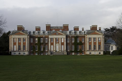 Hursley House after the thaw