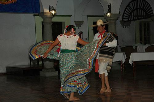 Oaxaca - 06 Rose Dance