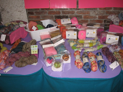 Yarn and Spinning Kits (by Brian Sawyer)