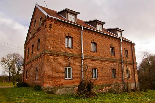 Bartkuškio vandens malūnas | Bartkuskis water mill