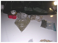 Willie Nelson's stash from recent bust
