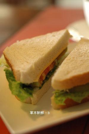 現烤三明治