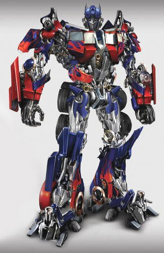 Optimus Prime (Full Shot)