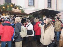 Weihnachtsmarkt Christkindlmarkt Fürstliches Schloss Fürstin Gloria von Thurn&Taxis