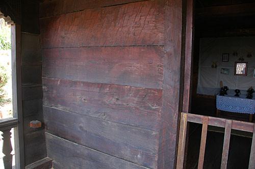 Pazcuaro - 20 Pazcuaro Museum Troje