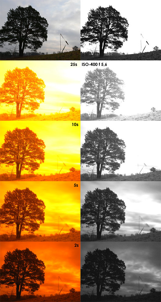 Another Infrared test